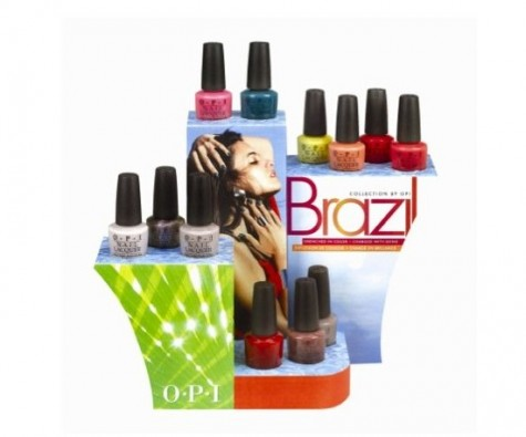 Cupid's Pulse Article: Giveaway: Dress Up Your Nails for Date Night with OPI's Brazil Collection!
