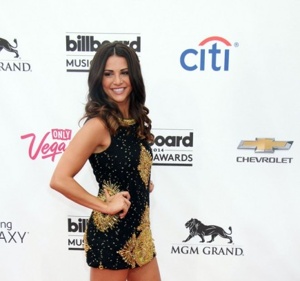 Andi Dorfman at 2014 Billboard Award - Photographer: PRN / PRPhotos.com