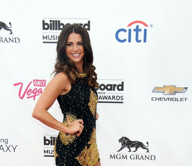 Andi Dorfman at 2014 Billboard Awards. Photographer: PRN / PRPhotos.com