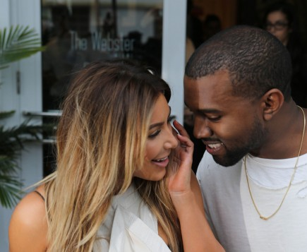 Cupid's Pulse Article: Kim Kardashian and Kanye West Are Married