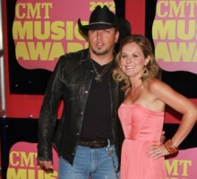 Jason Aldean Walks First Red Carpet With Former Mistress Brittany Kerr