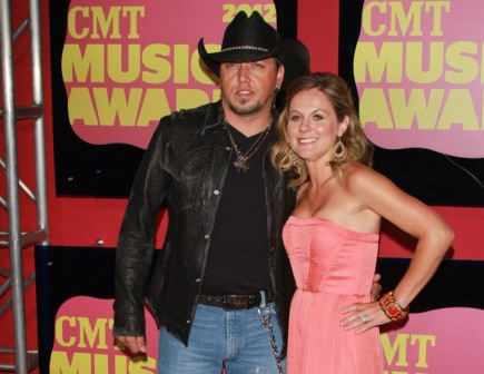 Cupid's Pulse Article: Jason Aldean Walks First Red Carpet With Former Mistress Brittany Kerr