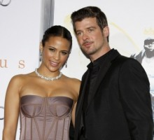 Robin Thicke Pleads to Win Back Paula Patton at Billboard Music Awards