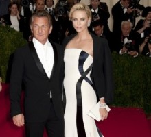 Charlize Theron Dating Sean Penn – Holds Hands on Met Gala Red Carpet