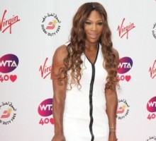 Serena Williams Crashes Wedding in Leopard-Print Swimsuit