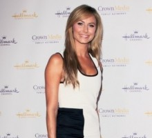 Pregnant Stacy Keibler Gushes About Husband Jared Pobre
