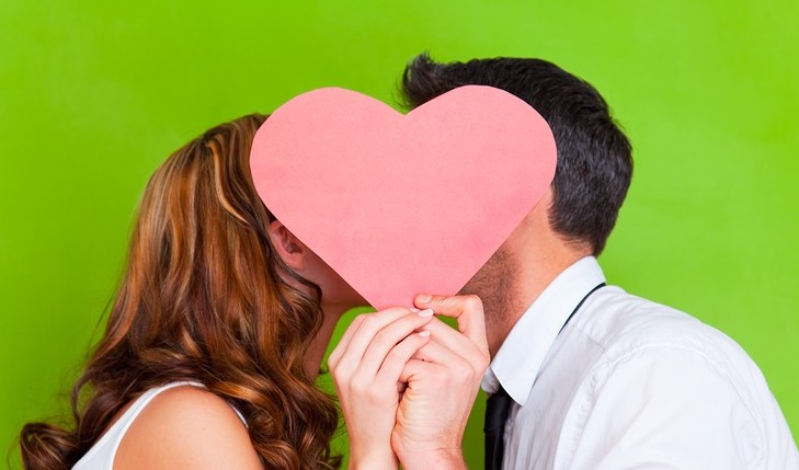 Learn four kissing techniques for your next date night. Photo: altafulla / Bigstock