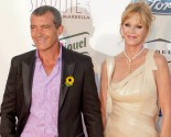 Antonio Banderas and Melanie Griffith. Photo: Solarpix / PR Photos