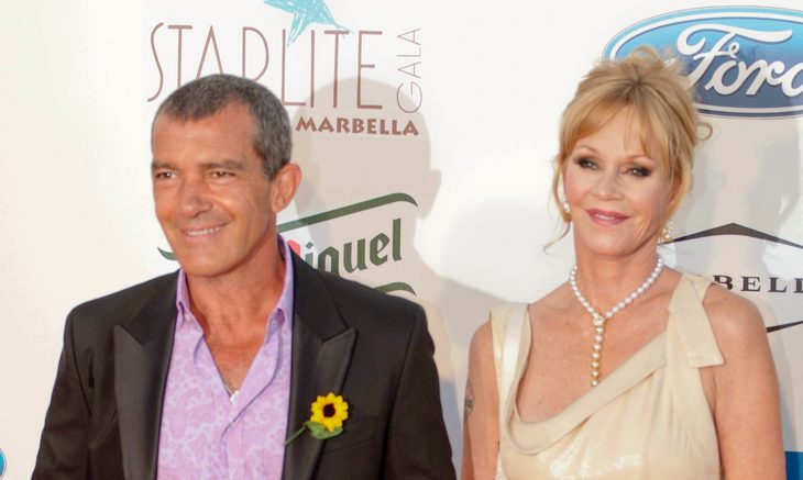 Cupid's Pulse Article: Celebrity News: Melanie Griffith Wishes Ex-Husband Antonio Banderas a Happy Birthday
