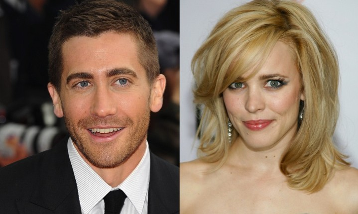are jake gyllenhaal and rachel mcadams dating