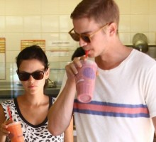 Rachel Bilson and Boyfriend Hayden Christensen Enjoy Vacation During Pregnancy