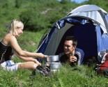 Date Idea: Go Camping or Glamping