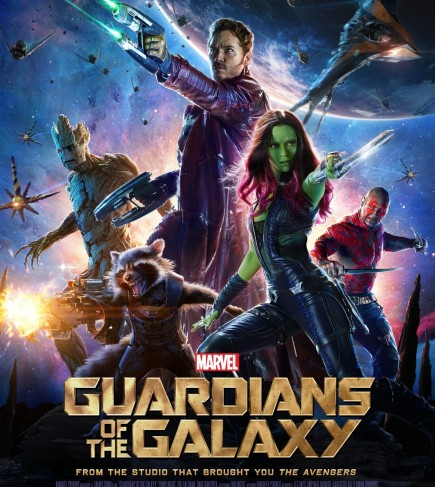 Cupid's Pulse Article: Marvel Comics Presents 'Guardians of the Galaxy'