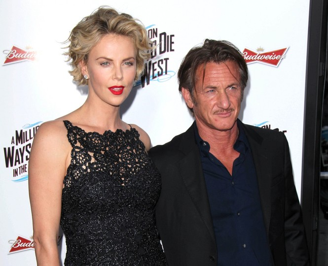 Cupid's Pulse Article: Rumor: Are Charlize Theron and Sean Penn Engaged?