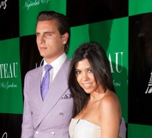 "Scott Disick & Kourtney Kardashian Are in a ""Good Place"""
