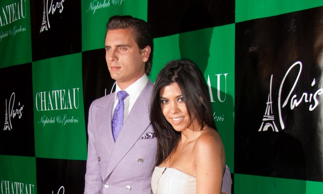"Cupid's Pulse Article: Scott Disick & Kourtney Kardashian Are in a ""Good Place"""