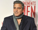 George Clooney and Amal Alamuddin Attend Her Cousin's Wedding