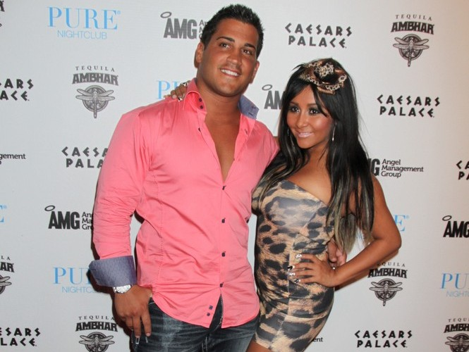 Cupid's Pulse Article: Snooki Prepares for Wedding Day with 'Great Gatsby' Themed Bridal Shower