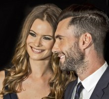 Adam Levine Marries Behati Prinsloo in Mexico