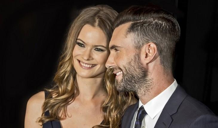 Cupid's Pulse Article: Adam Levine Marries Behati Prinsloo in Mexico