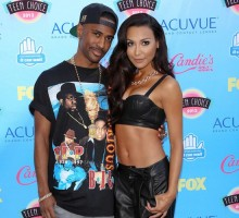 Naya Rivera Secretly Marries Ryan Dorsey on Original Wedding Date to Big Sean