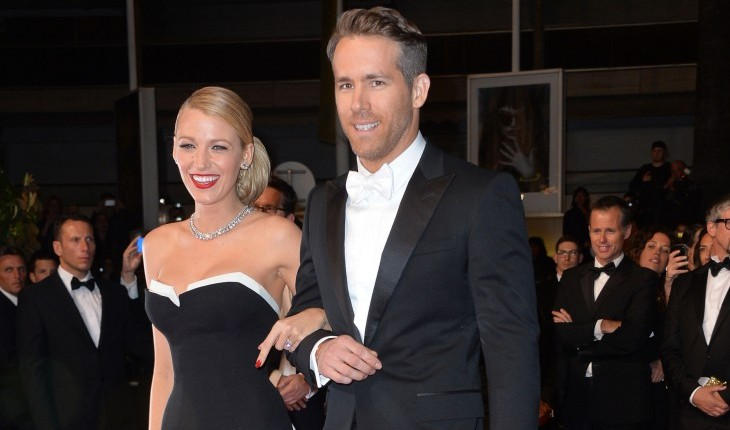 Cupid's Pulse Article: Celebrity News: Ryan Reynolds Had Ridiculous Birthday Message for Wife Blake Lively