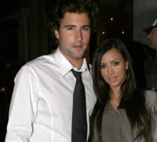 Report: Kim Kardashian and Brandon Jenner Kissed 'Back in the Day'