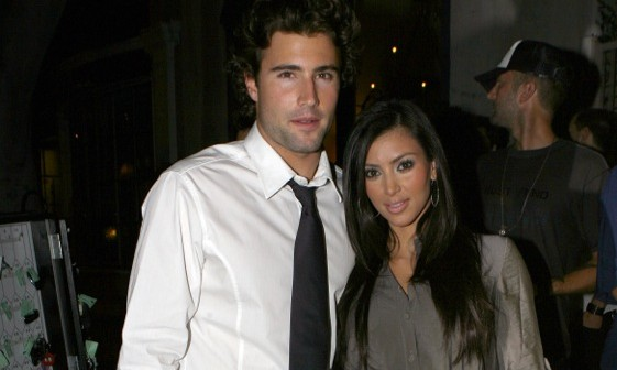 Cupid's Pulse Article: Report: Kim Kardashian and Brandon Jenner Kissed 'Back in the Day'