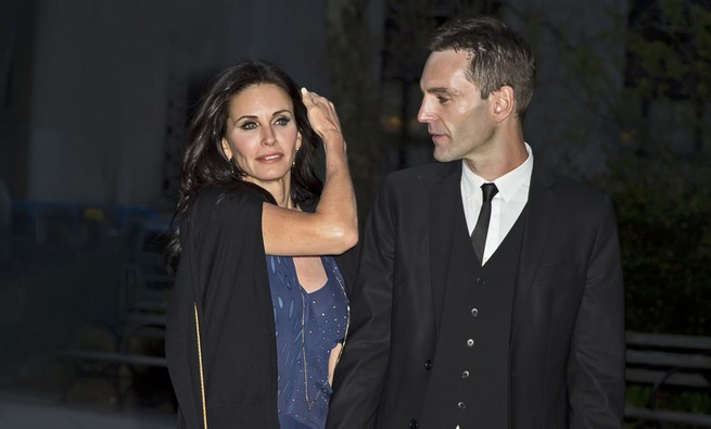 Cupid's Pulse Article: Are Former Celebrity Couple Courteney Cox & Johnny McDaid Getting Back Together?