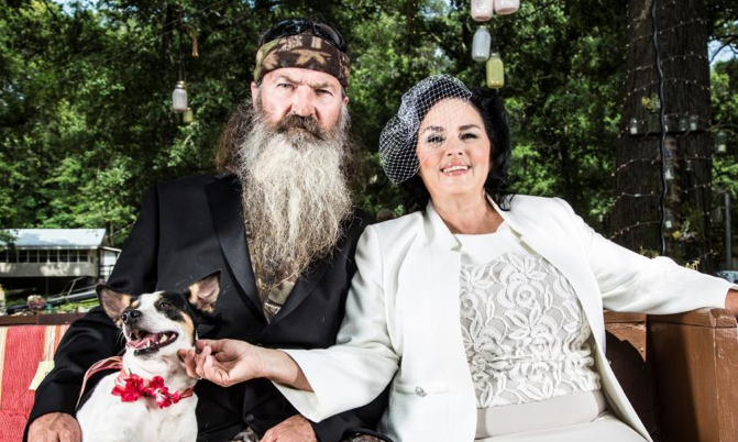 Cupid's Pulse Article: Celebrity Baby News: 'Duck Dynasty' Star Phil Robertson Finds Out He has Adult Daughter From Past Affair