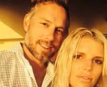 Jessica Simpson Shares Sexy Photo from Honeymoon