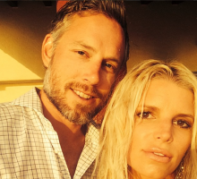 Jessica Simpson Gushes About New Husband Eric Johnson