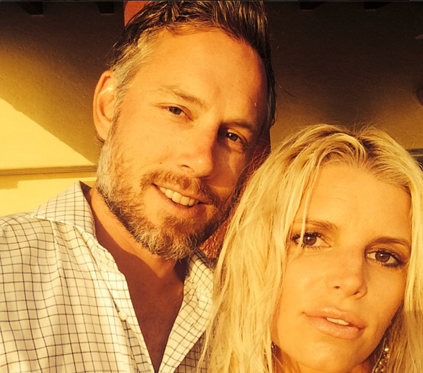 Cupid's Pulse Article: Jessica Simpson Gushes About New Husband Eric Johnson