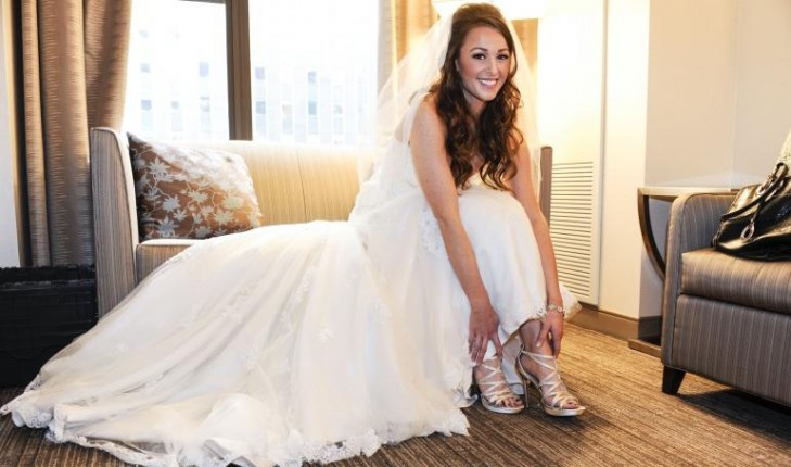 Cupid's Pulse Article: 'Bachelor' Alum Jamie Otis Marries Doug Hehner on New Reality Show