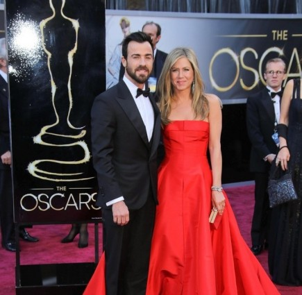 Justin Theroux and Jennifer Aniston finally open up about their relationship. Photo: Andrew Evans / PR Photos