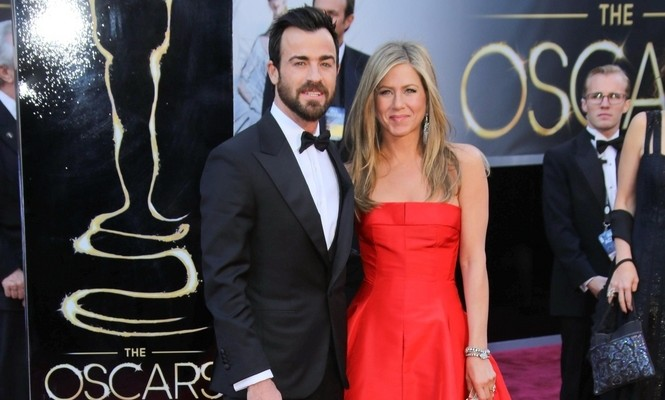 Cupid's Pulse Article: Jennifer Aniston Gushes About 'Handsome' Fiance Justin Theroux