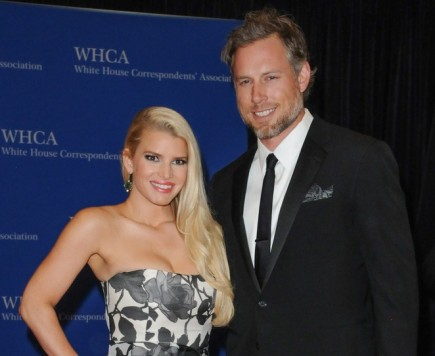 Cupid's Pulse Article: Jessica Simpson and Eric Johnson Include Their Kids in Lavish Wedding