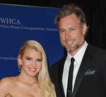 Jessica Simpson Says Her Celebrity Husband 'Is Hotter Than Yours!'