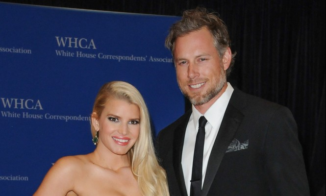 Cupid's Pulse Article: Jessica Simpson Says Her Celebrity Husband 'Is Hotter Than Yours!'