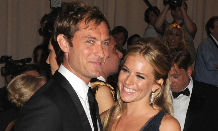 Cupid's Pulse Article: Celebrity News: Sienna Miller Says She Stills Cares 'Enormously' for Ex Jude Law