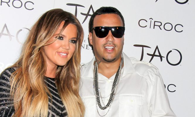 Cupid's Pulse Article: Celebrity News: Are Khloe Kardashian & French Montana Getting Back Together?