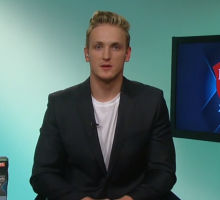 Celebrity Interview: Vine Superstar Logan Paul Shares Relationship Advice