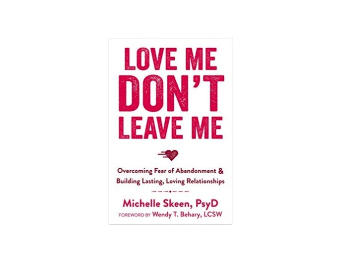 Cupid's Pulse Article: Psychologist Breaks Down Relationship Fears in New Book, 'Love Me, Don't Leave Me'