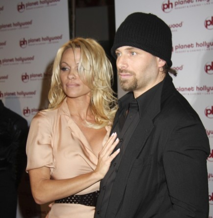 Pamela Anderson and Rick Salomon filed for divorce again