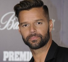 Ricky Martin Admits to Wanting a 'Daddy's Little Girl'