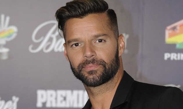 Cupid's Pulse Article: Ricky Martin Admits to Wanting a 'Daddy's Little Girl'
