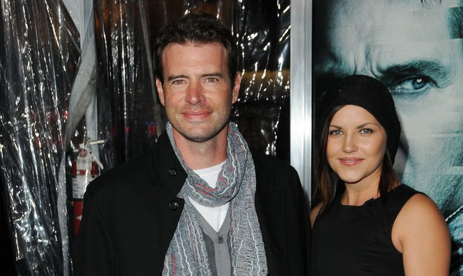 Cupid's Pulse Article: Scott Foley is Expecting a Third Child with Wife Marika Dominczyk