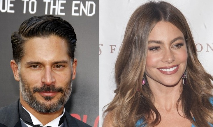 Cupid's Pulse Article: Sofia Vergara and Joe Manganiello Pack on PDA on Double Date