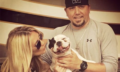 Cupid's Pulse Article: Celebrity Baby News: Jason Aldean & Wife Brittany Reveal Sex of Baby No. 2