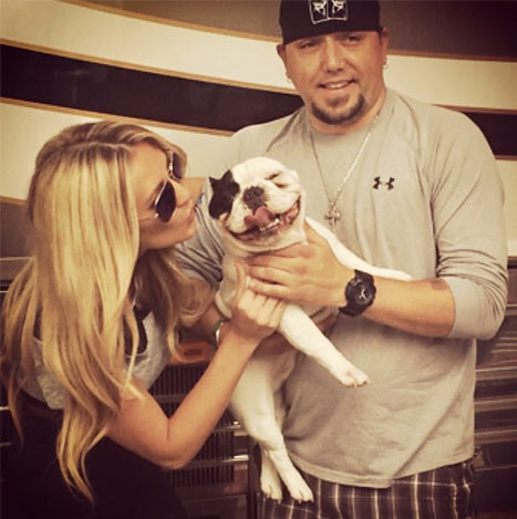 Cupid's Pulse Article: Jason Aldean Defends Relationship with Former Mistress